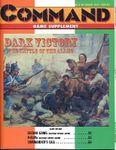 Board Game: Dark Victory: The Battle of the Alamo