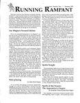 Issue: Running Rampant (Issue 1 - Summer 1989)