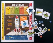 Board Game: Planet Run