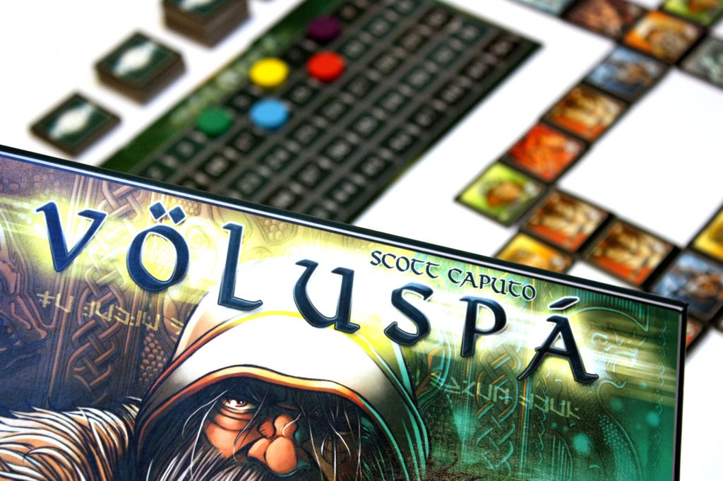 Board Game: Völuspá