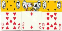 Board Game: Crazy Rummy