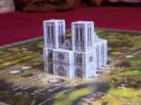 Board Game: The Pillars of the Earth