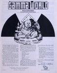 RPG Item: Gamma World Rules Supplement
