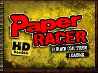Video Game: Paper Racer