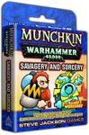 Board Game: Munchkin Warhammer 40,000: Savagery and Sorcery