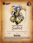 RPG Item: Amazing Races: Sulis!