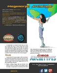 RPG Item: Super Archetypes: Megamorph Archetype