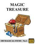 RPG Item: Magic Treasure: 108 Magical Items, No. 1