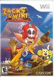 Video Game: Zack & Wiki: Quest for Barbaros' Treasure