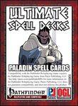 RPG Item: Ultimate Spell Decks: Paladin Spell Cards