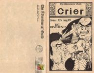 Issue: The Adventurers' Guild Crier (Issue 14 - Aug 1989)