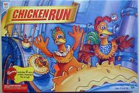 Board Game: Chicken Run: The Chicken Pot Pie Game