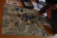 Battle Board for conducting battles.