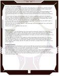 RPG Item: AD3VA Player's Guide (Version 3)