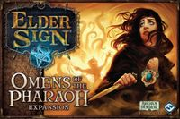 Board Game: Elder Sign: Omens of the Pharaoh