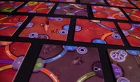 Board Game: Magic Maze on Mars