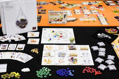 Board Game: Petrichor