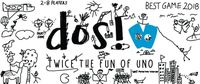 Board Game: DOS! Twice the fun of UNO