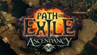 Video Game: Path of Exile: Ascendancy