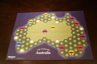 Board Game: Age of Steam Expansion: Australia & Tasmania