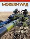 Board Game: Oil War: Iran Strikes