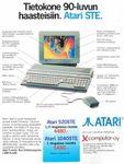Video Game Hardware: Atari STE
