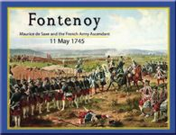 Board Game: The Battle of Fontenoy: 11 May, 1745