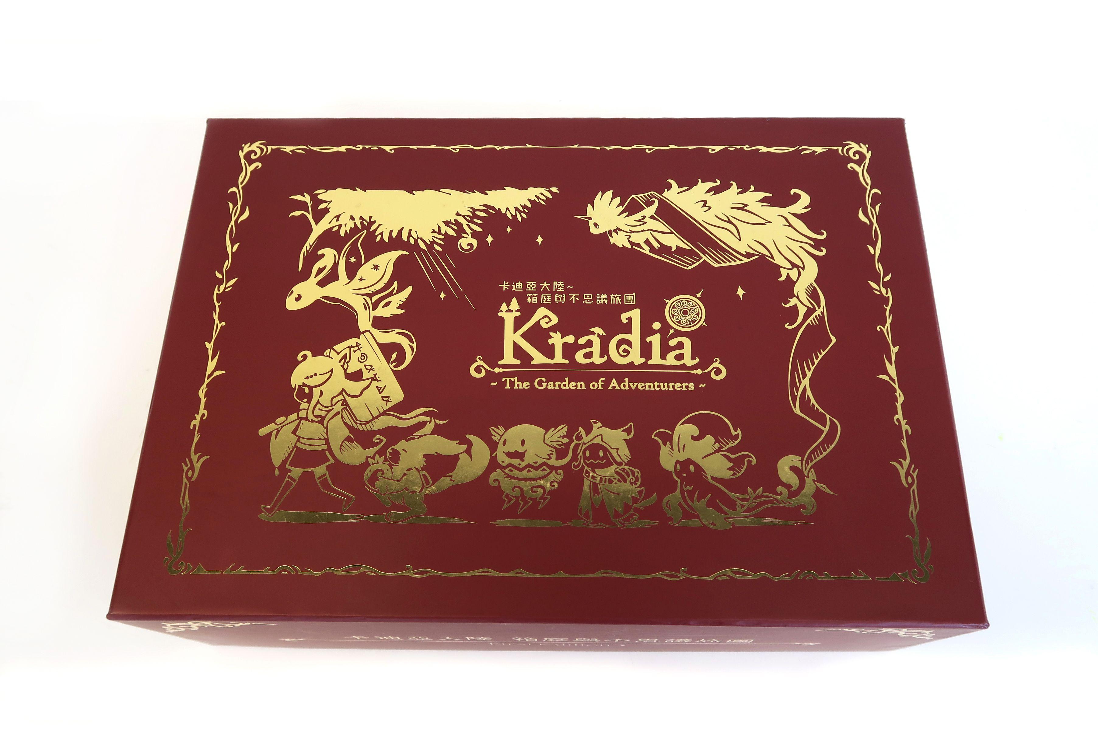 Kradia: The Garden of Adventurers