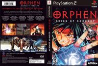 Video Game: Orphen: Scion of Sorcery