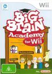 Video Game: Big Brain Academy: Wii Degree