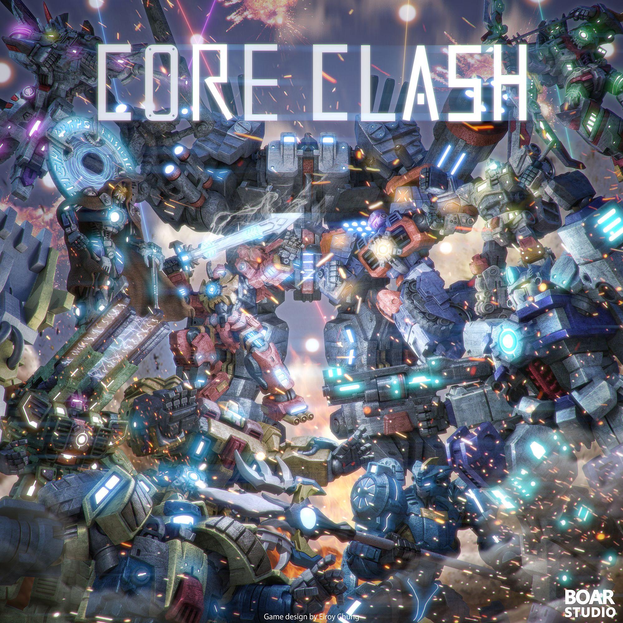 Core Clash