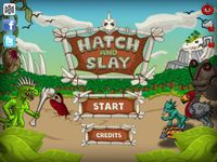 Video Game: Hatch and Slay