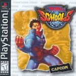 Video Game: Rival Schools: United By Fate