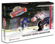 Board Game: Big League Hockey Manager
