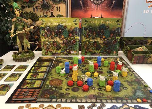 Board Game: Garden Nation