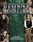 RPG Item: 20th Anniversary Edition Vampire Ready Made Characters