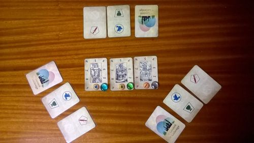 Board Game: The Council of Colbridge