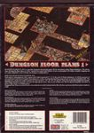 RPG Item: Dungeon Floor Plans 1