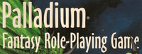 RPG: Palladium Fantasy Role-Playing Game (2nd Edition)