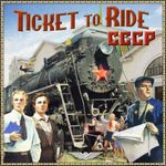 Board Game: USSR (fan expansion for Ticket to Ride)
