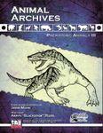 RPG Item: Animal Archives: Prehistoric Animals III