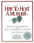 RPG Item: How to Host a Murder Episode 01: The Watersdown Affair