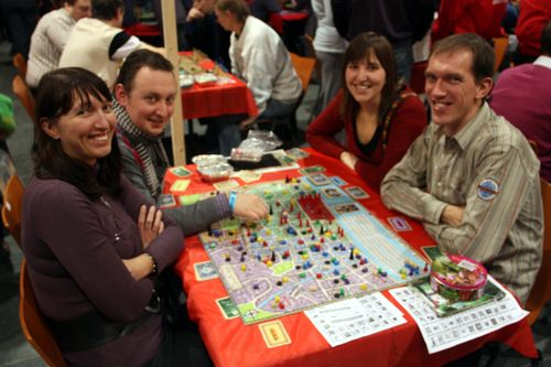 Board Game: The Great Fire of London 1666