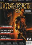 Issue: Dragon (German Issue 17 - May/Jun 2003)