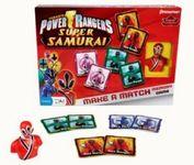 Board Game: Power Rangers Super Samurai Make A Match Memory Game