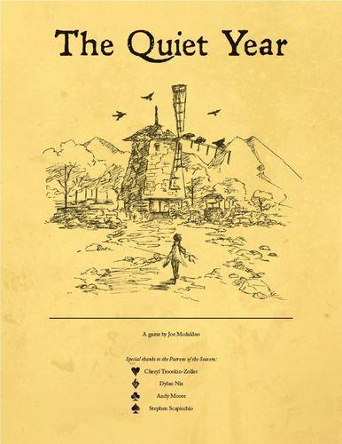 RPG Item: The Quiet Year