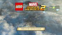 Video Game: LEGO Marvel Super Heroes 2