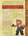 RPG Item: Bones of Ironforge