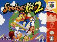 Video Game: Snowboard Kids 2