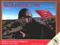 Board Game: Borodino '41